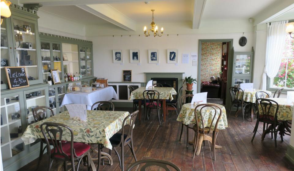 The Tea Room Dimbola
