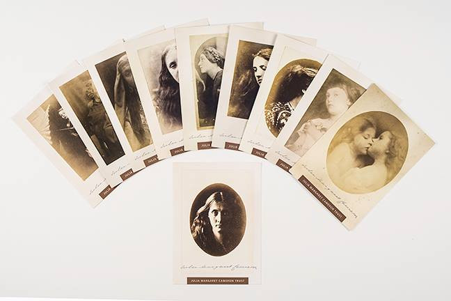 Julia Margaret Cameron Postcards