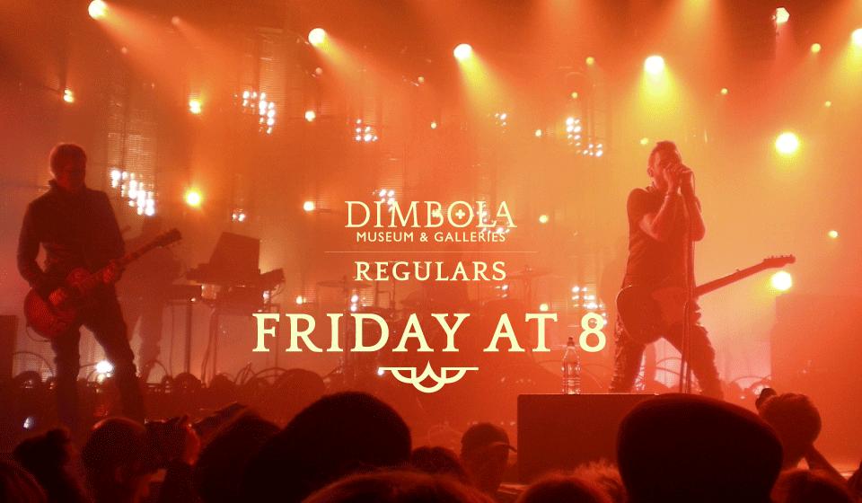 Friday At Eight