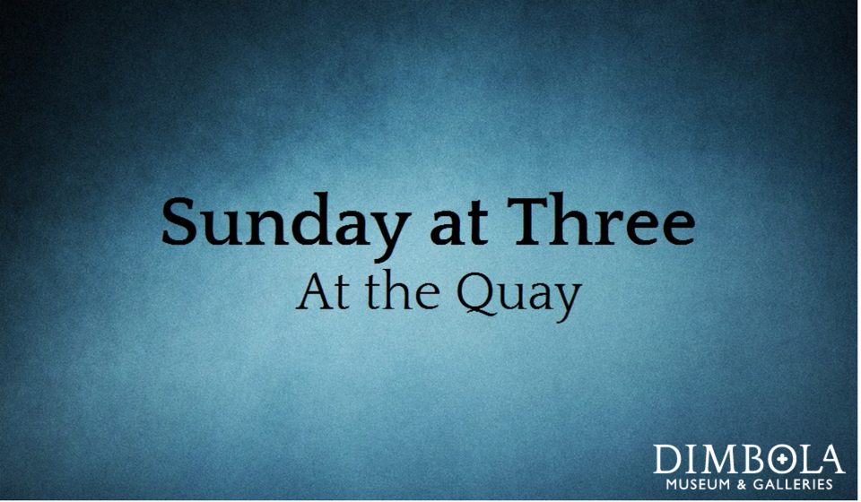 Sunday At Three At The Quay
