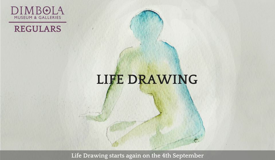 Life Drawing- Website