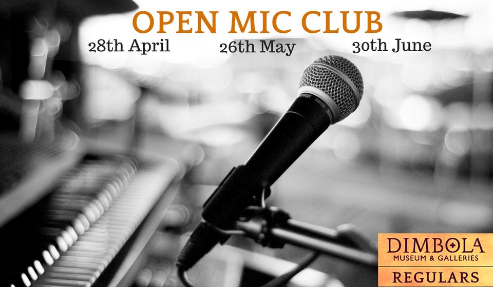 Open Mic Club