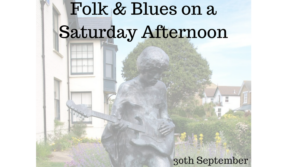 Folk & Blues On A Saturday Afternoon