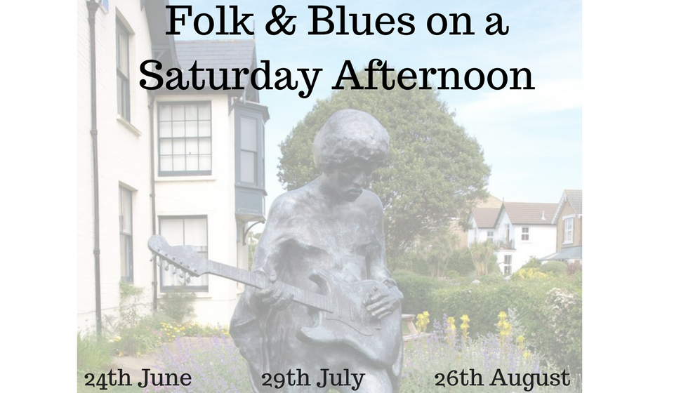 Folk & Blues On A Saturday Afternoon