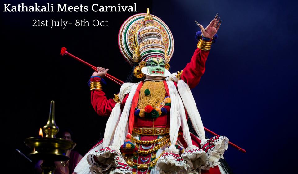 Kathakali Meets Carnival