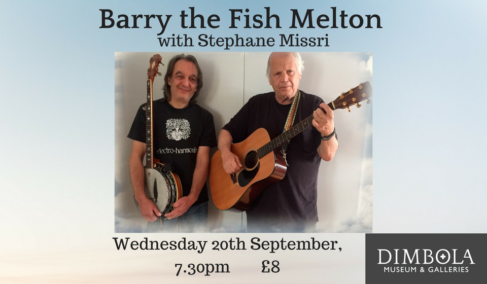 Barry The Fish Melton Gig