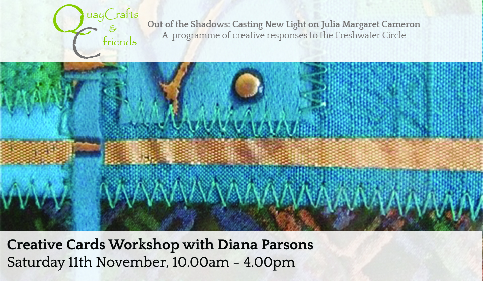 Creative Cards Workshop With Diana Parsons