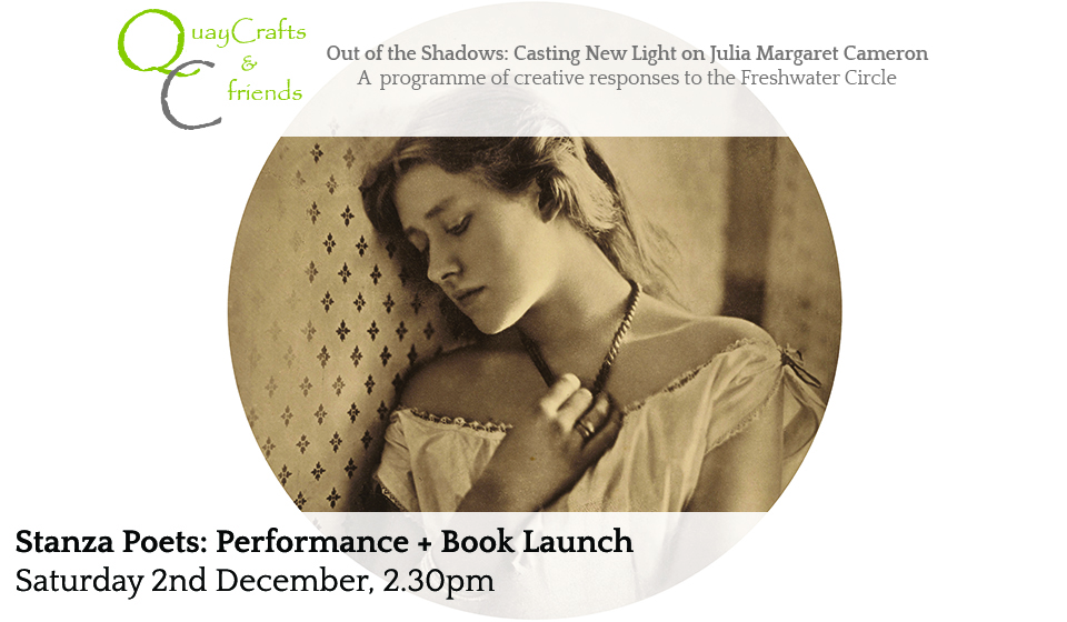 Stanza Poets Performance + Book Launch