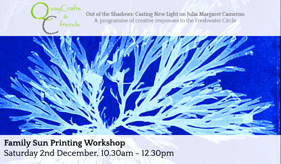 Family Sun Printing Workshop