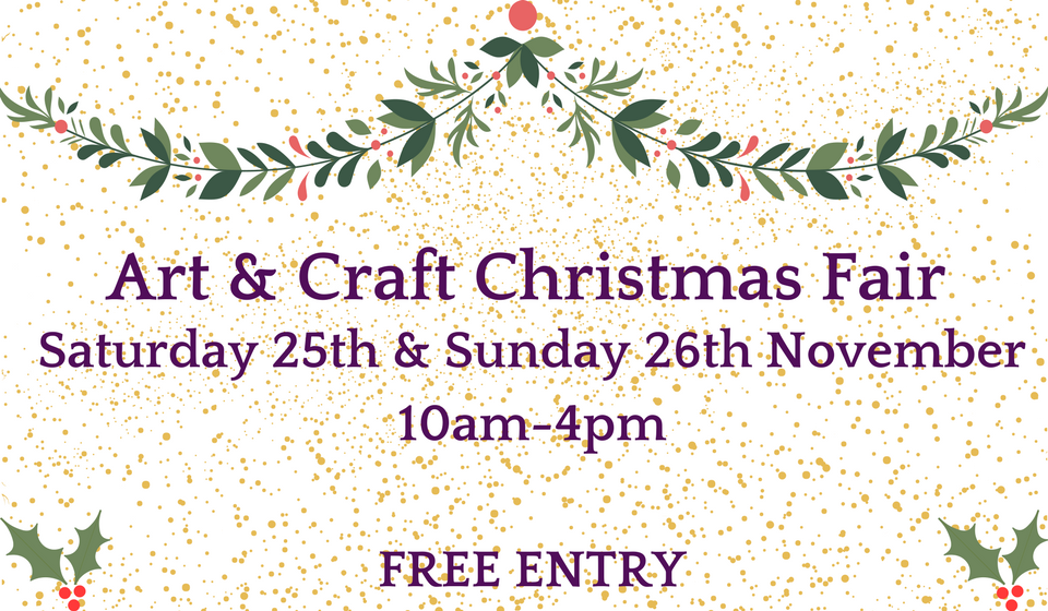 Art & Craft Christmas Fair