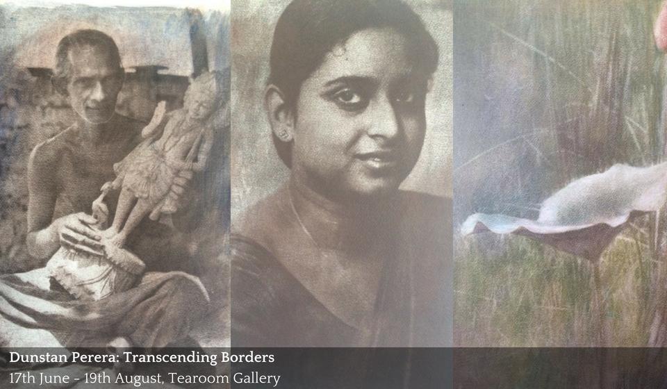 Dunstan Perera: Transcending Borders