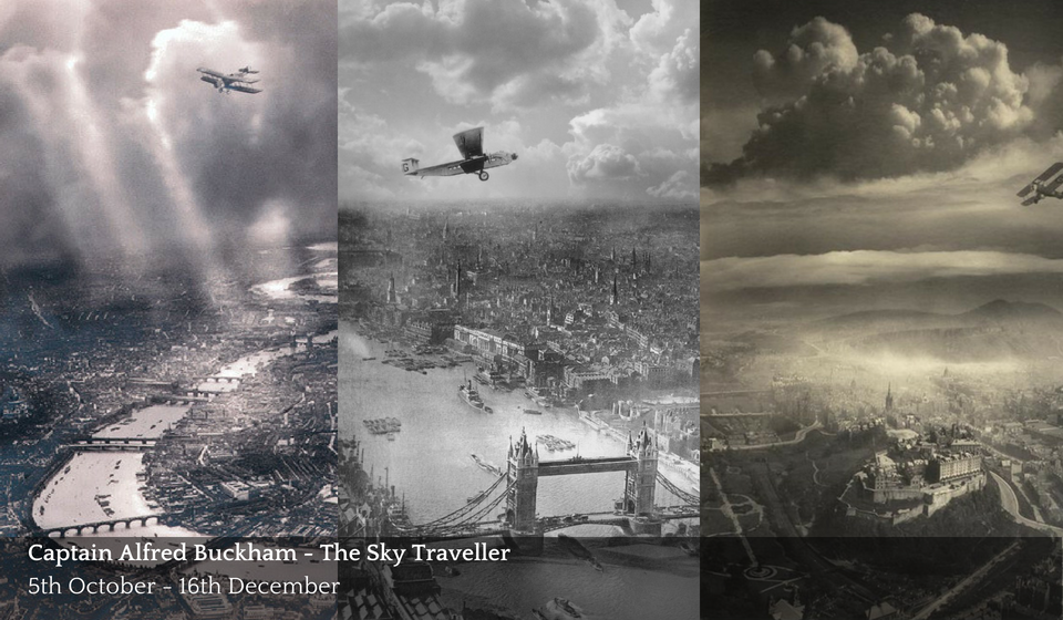Alfred G Buckham: The Sky Traveller