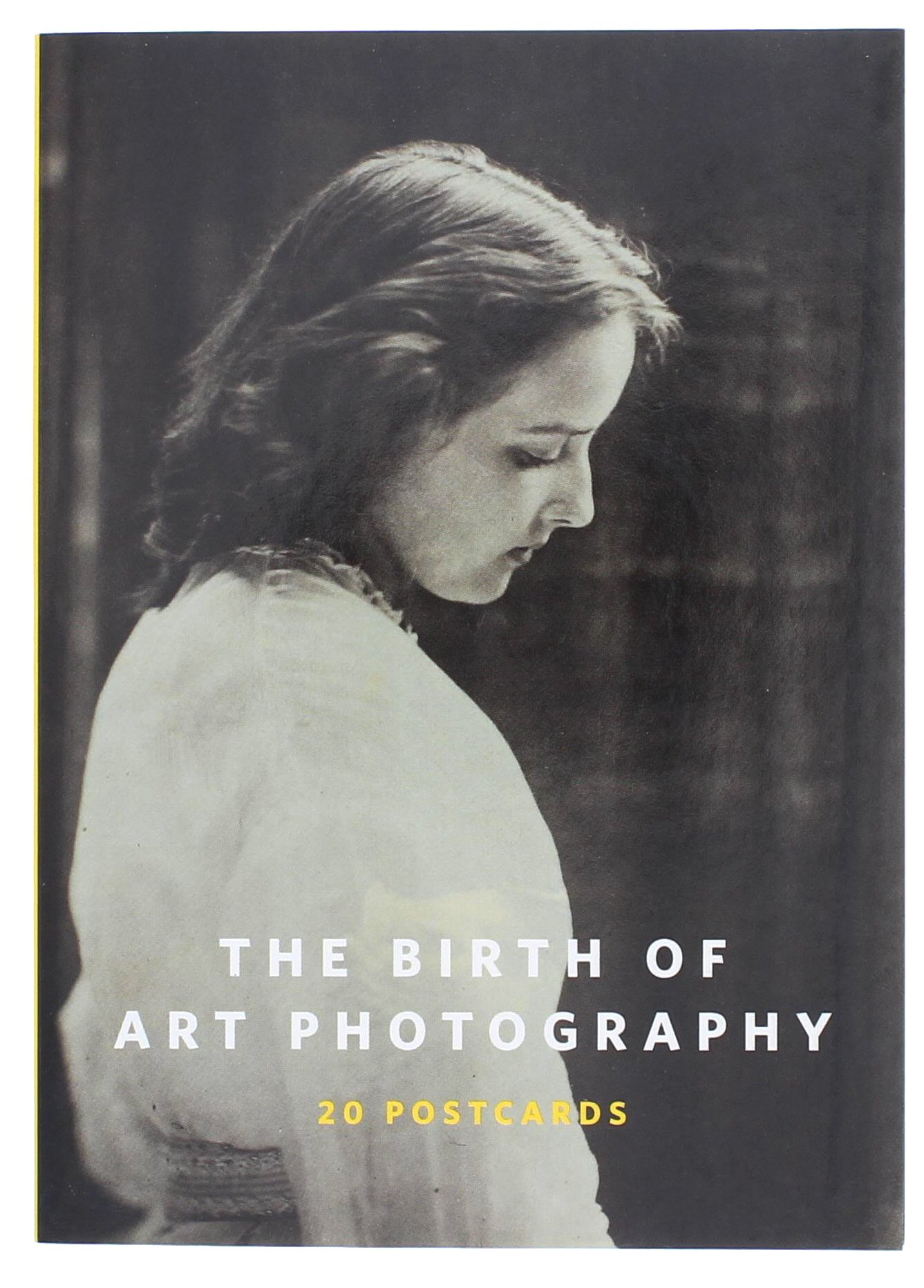 The Birth Of Art Photography Postcard Book