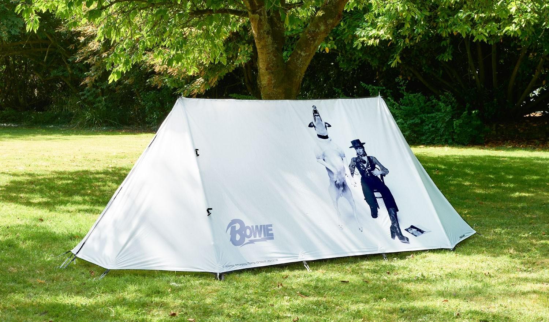 Diamond Dogs Tent